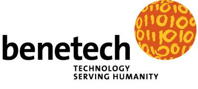 Benetech Logo, Technology Seving Humanity
