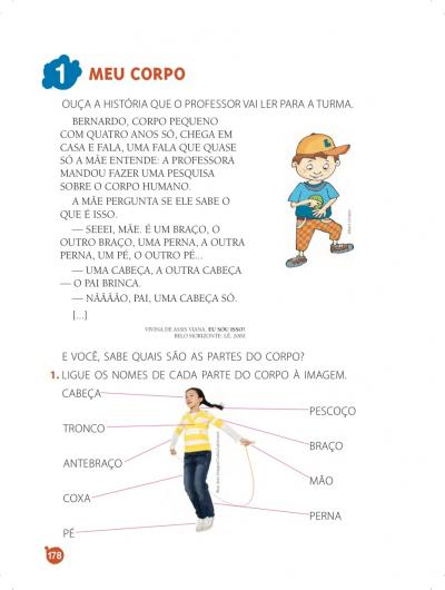Porta Aberta page showing exercises